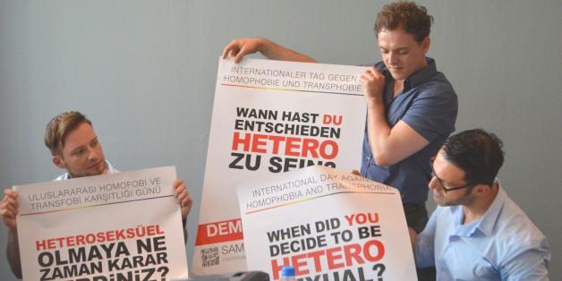 Diese Berliner Homo-Aktivisten sorgen für Ärger mit einem Online-Pranger