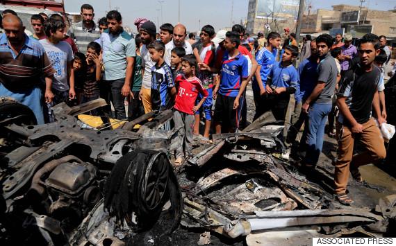 baghdad bomb 2014