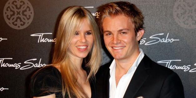 Nico Rosberg und seine Vivian sind endlich Eltern