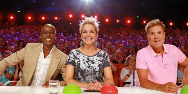 """""""Das Supertalent"""": Inka Bause ersetzt Lena Gercke in der Jury"""