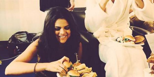 Selena Gomez (l.) und Taylor Swift bei den MTV VMAs
