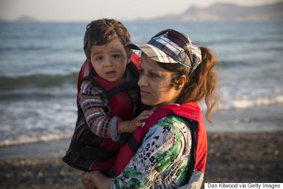 migrants syria