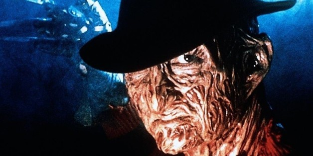 Freddy Krueger ist eine von Wes Cravens Horror-Figuren