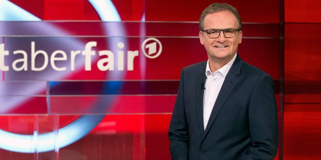Auch wieder in der Mediathek anzusehen: Frank Plasberg
