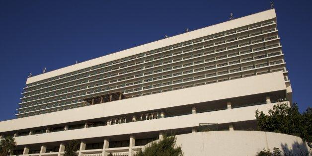 Hôtel Aurassi à Alger