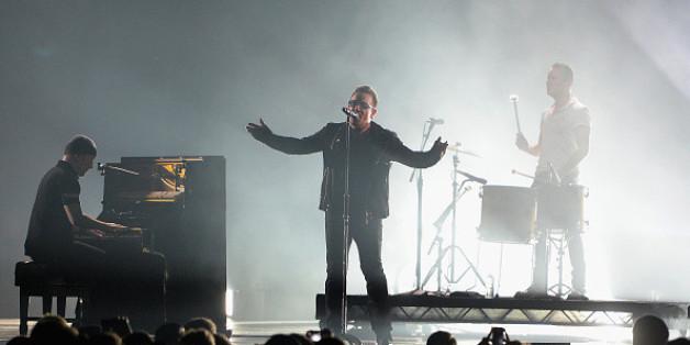 Reich vor allem dank Facebook: U2-Sänger Bono