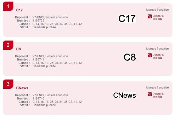 cnews c17 c8 canal plus