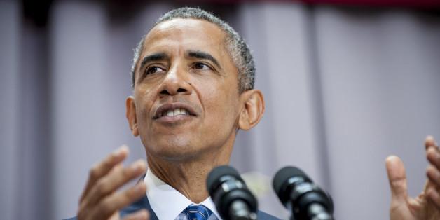 Barack Obama will in Alaska nicht nur Reden schwingen, sondern eventuell auch Krabbelgetier essen