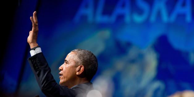 Obama ruft zum Klimaschutz auf