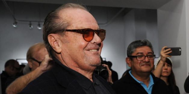 Jack Nicholson ist kein Kind von Traurigkeit