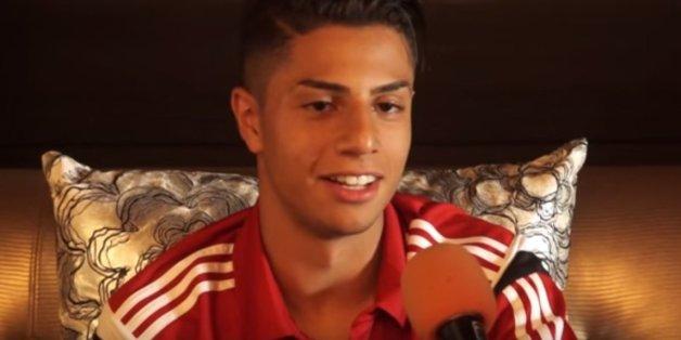 Transferts: Le jeune attaquant Hachim Mastour prêté à Malaga par l'AC Milan