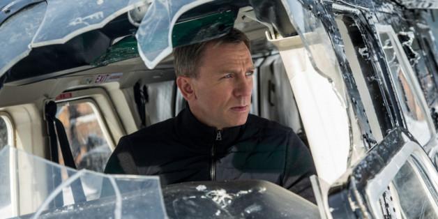 "Daniel Craig im neuen Bond-Film ""Spectre"""