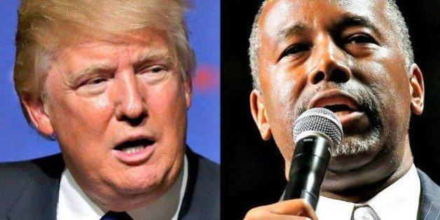 Ben Carson rückt in den Umfragen an Donald Trump heran