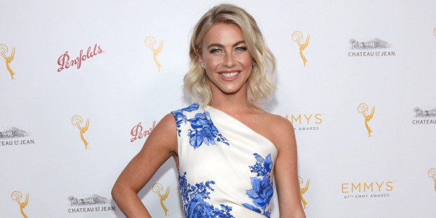 "Julianne Hough bei der ""Television Academy's 67th Primetime Emmy Choreographers Nominee Reception"""