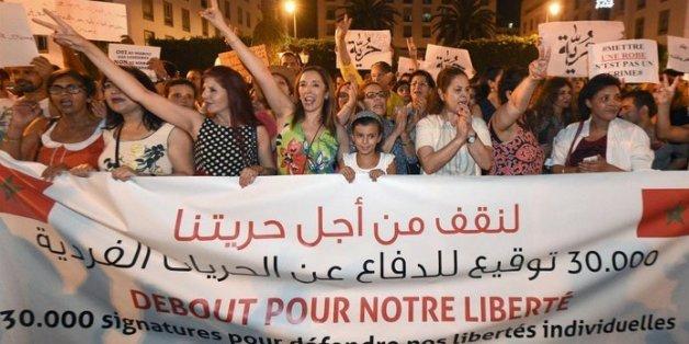 Indice de libertés: Le Maroc à la traîne