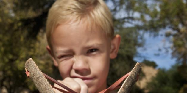 Liebe Eltern, darum solltet ihr euch freuen, dass euer Kind frech ist.