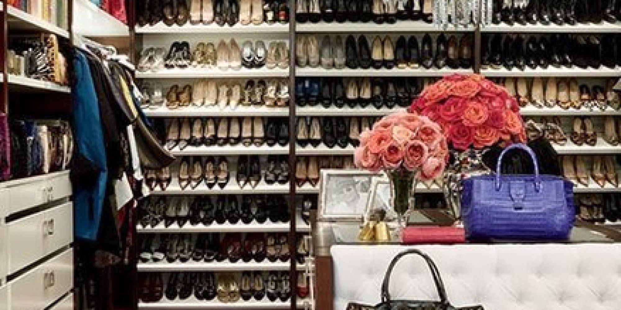 10 Unbelievable Dream Closets