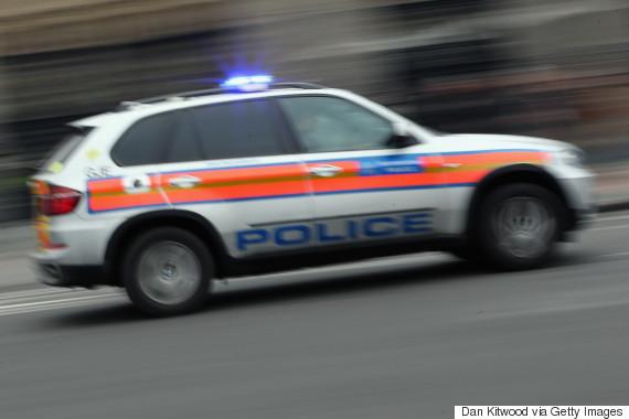 police car uk