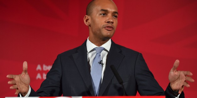 Chuka Umunna: Jeremy Corbyn's Nato and Nationalisation Views Could See Me Quit Labour's Front-Bench