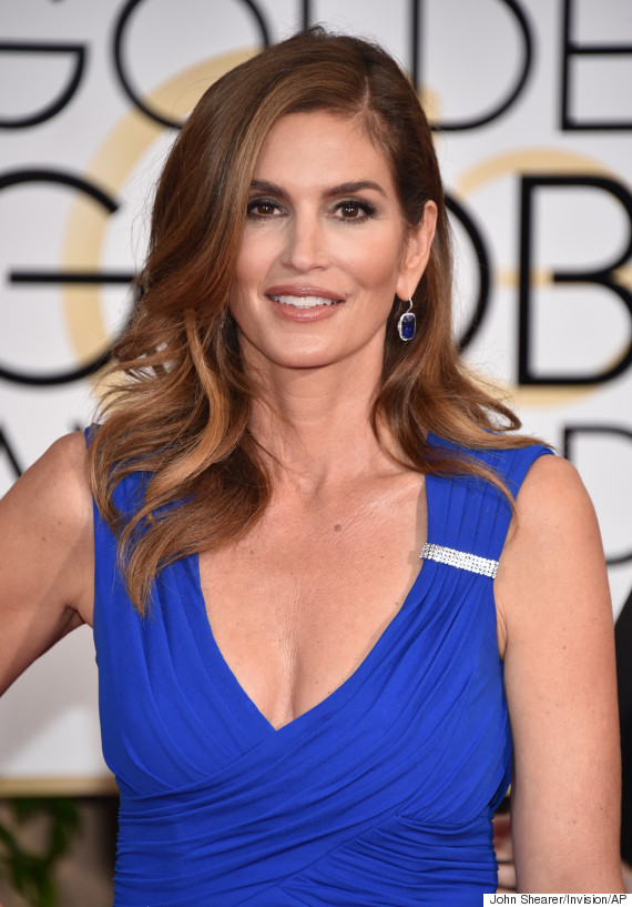 Cindy Crawford On That Unretouched Photo It Was Stolen And It