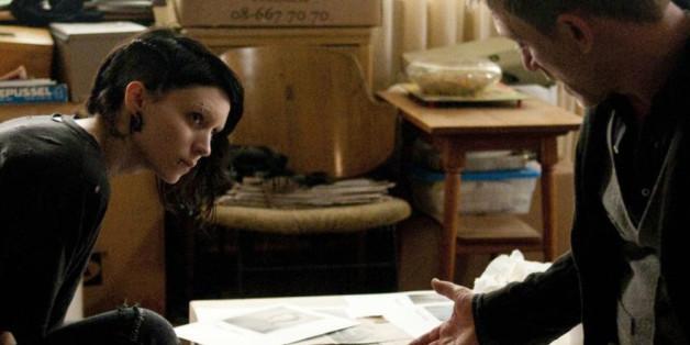 """In David Finchers Verfilmung von """"Verblendung"""" wurden Lisbeth Salander und Mikael Blomkvist von Rooney Mara und Daniel Craig gespielt"""