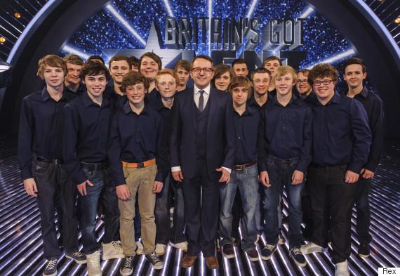 only boys aloud britains got talent