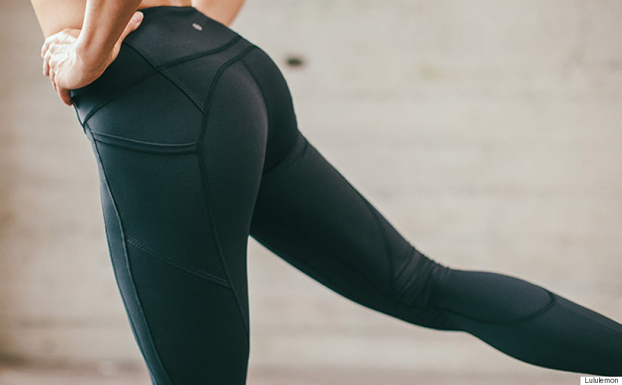 lululemon unveils new pant line based on feel not fit huffpost canada