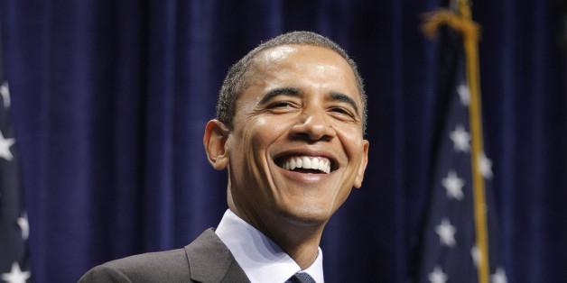 Obama hat gut lachen - er feiert seinen größten außenpolitischen Sieg