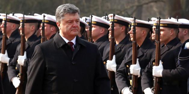 Die Ukraine geht auf Konfrontationskurs zu Russland