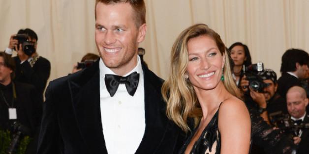 Da war die Welt noch in Ordnung: Gisele Bündchen und Tom Brady auf der Met Gala 2014