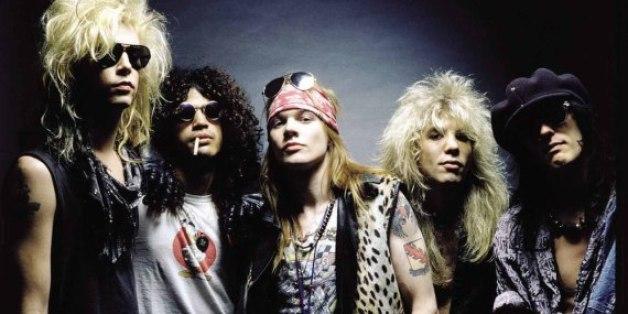 Lassen Guns N' Roses die alten Zeiten wieder aufleben?