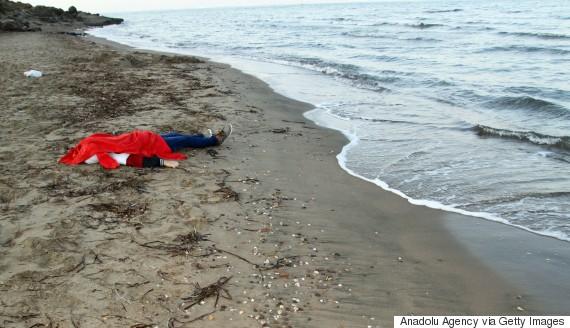 migrant beach
