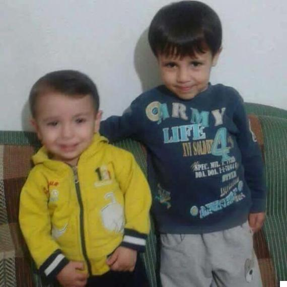 aylan and gali kurdi