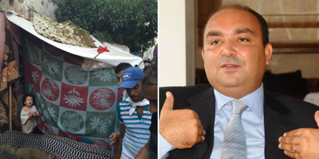 """Moncef Belkhayat accusé d'utiliser """"la misère du peuple"""" pour sa campagne"""
