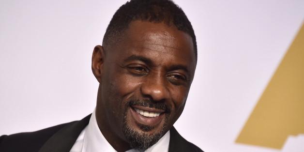 Idris Elba bei der Oscar-Verleihung