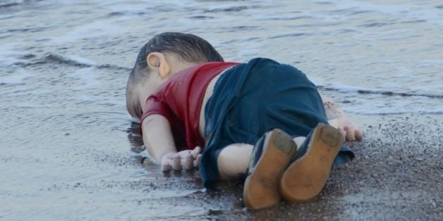 Le témoignage de la Turque qui a photographié l'enfant syrien noyé