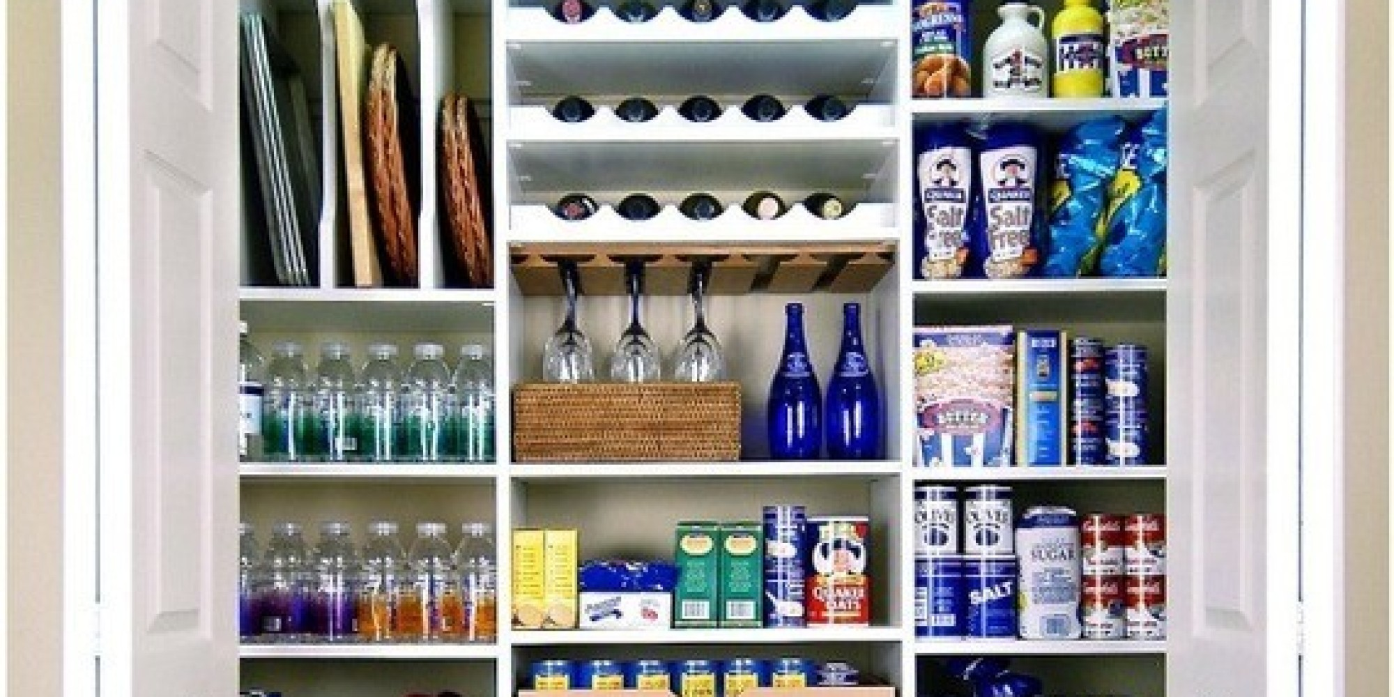 21 Staples You Should Always Have In Your Pantry HuffPost