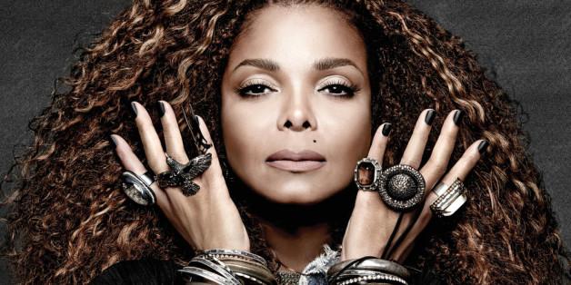 "Das Cover von Janet Jacksons neuem Album ""Unbreakable"""