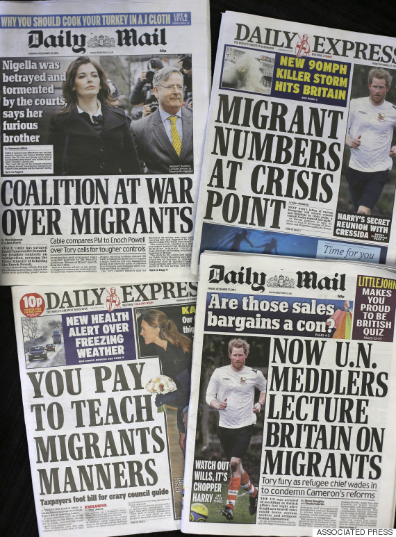 migrants newspaper