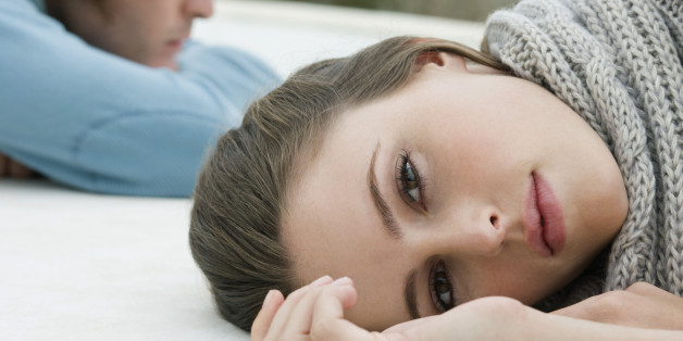 Vor allem Frauen leiden in sexlosen Ehen.