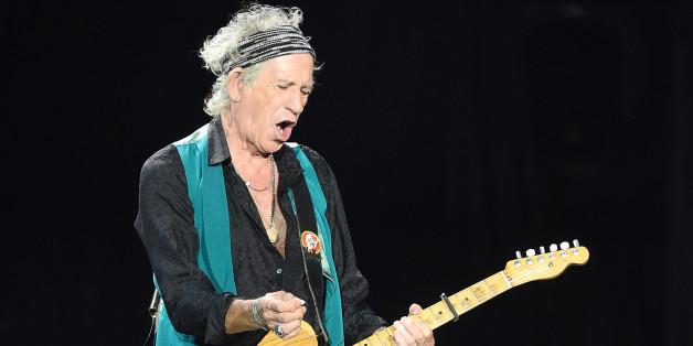 Keith Richards zieht über Hip Hip und Black Sabbath her