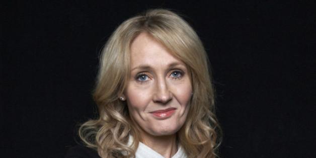Macht sich für Flüchtlinge stark: J. K. Rowling