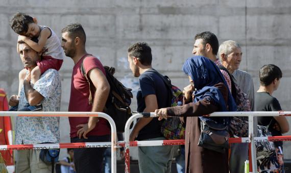 migrants allemagne