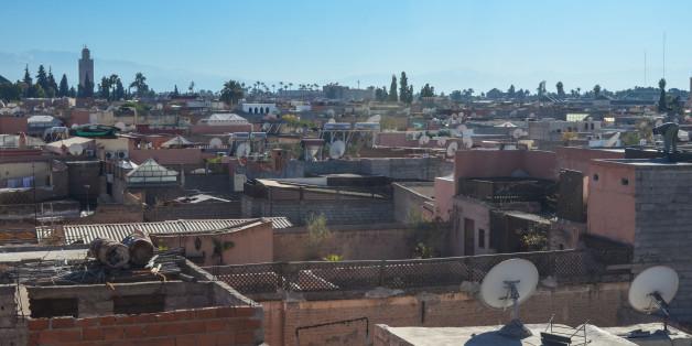 Marrakech est la 23è ville la moins accueillante du monde selon un magazine américain