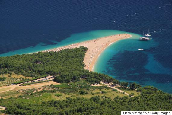 zlatni rat beach
