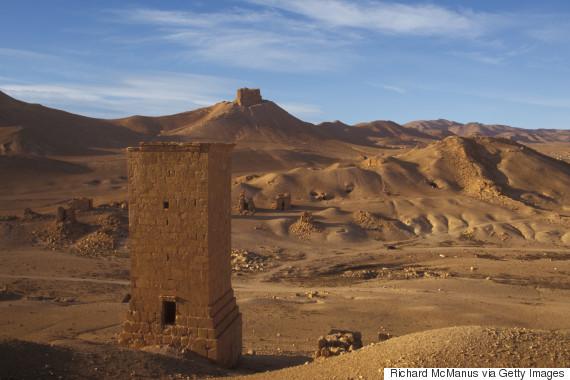 tower of tombs palmyra