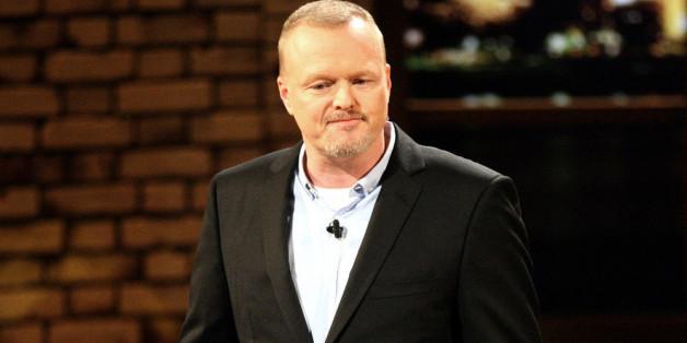 Stefan Raab will sich Ende 2015 aus dem TV-Geschäft zurückziehen