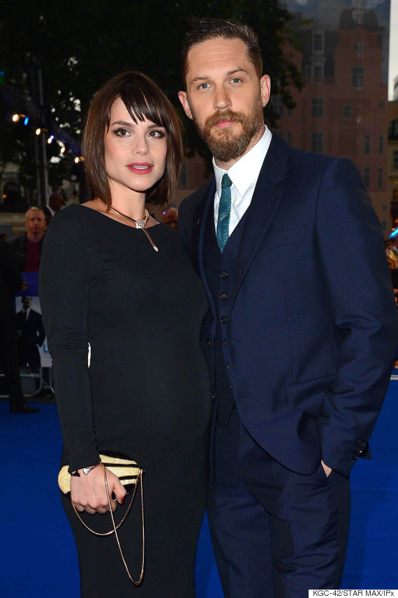 tom hardy charlotte riley