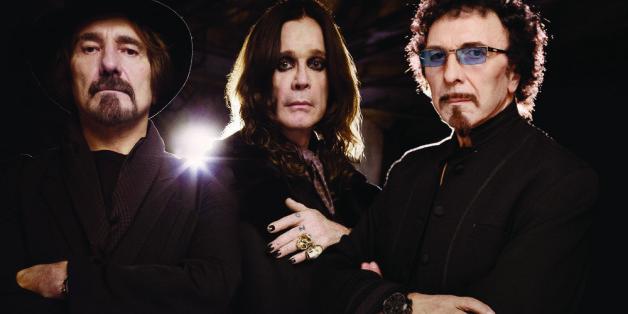 Black Sabbath brechen 2016 zu ihrer letzten Tournee auf
