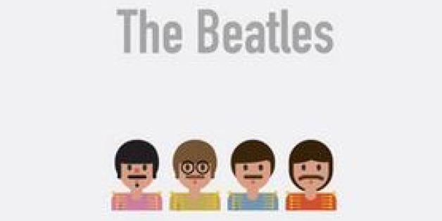 The Beatles, Jimi Hendrix, Led Zeppelin... Vos chanteurs préférés en émoticônes